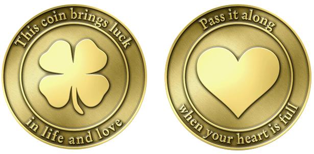 Order Lucky Coins